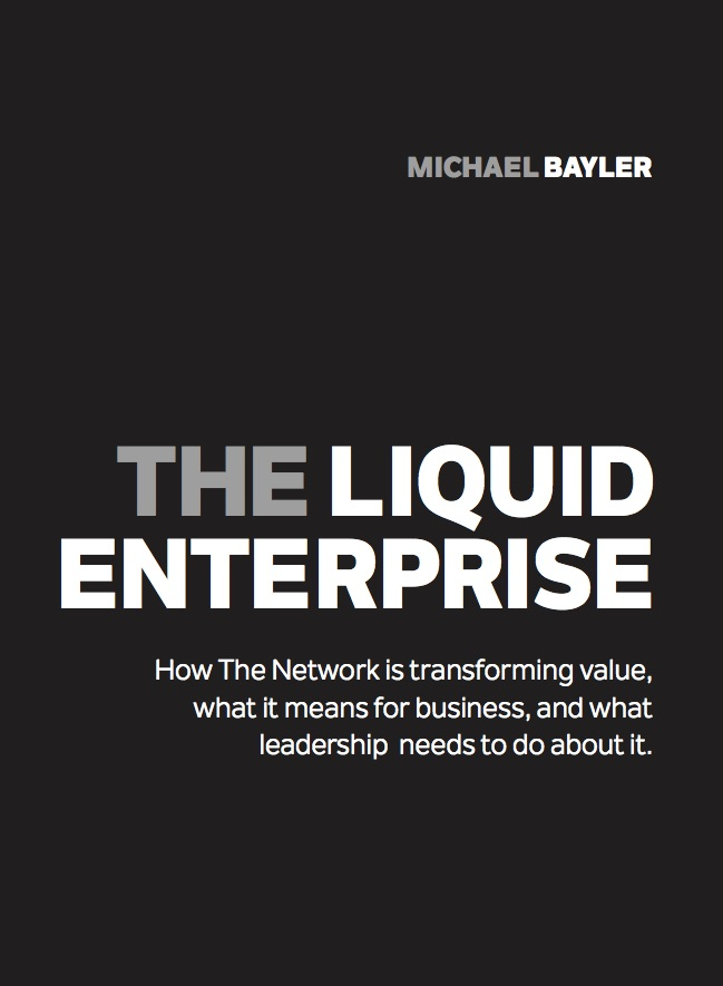 The LIquid Enterprise cover