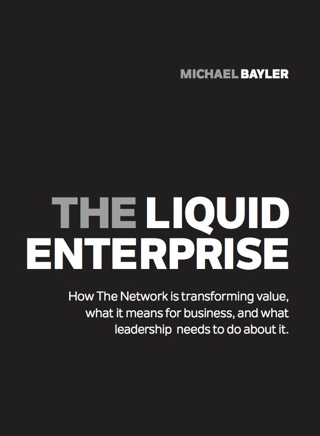 The LIquid Enterprise cover